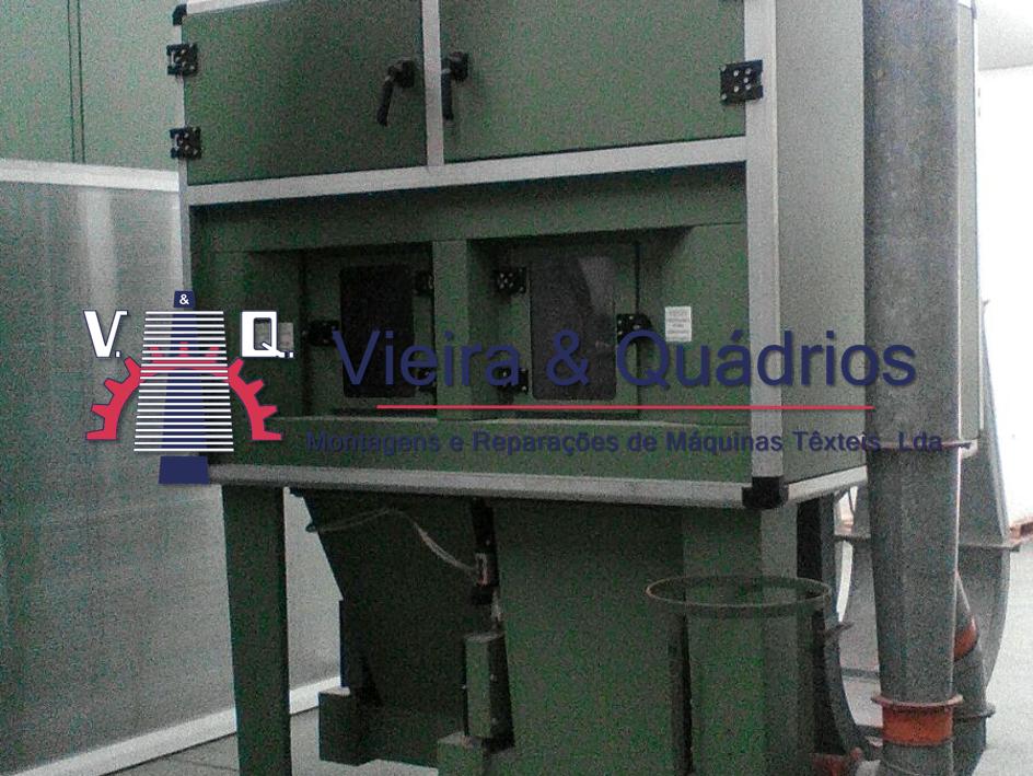 Detector Fibras Extrañas Loptex